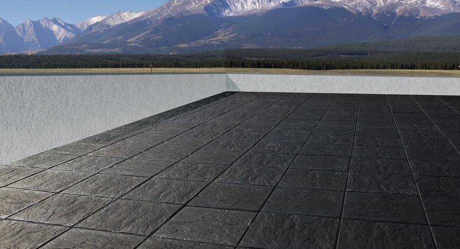 Pavimento exterior barato cemento impreso lliria barato for Suelos exterior baratos