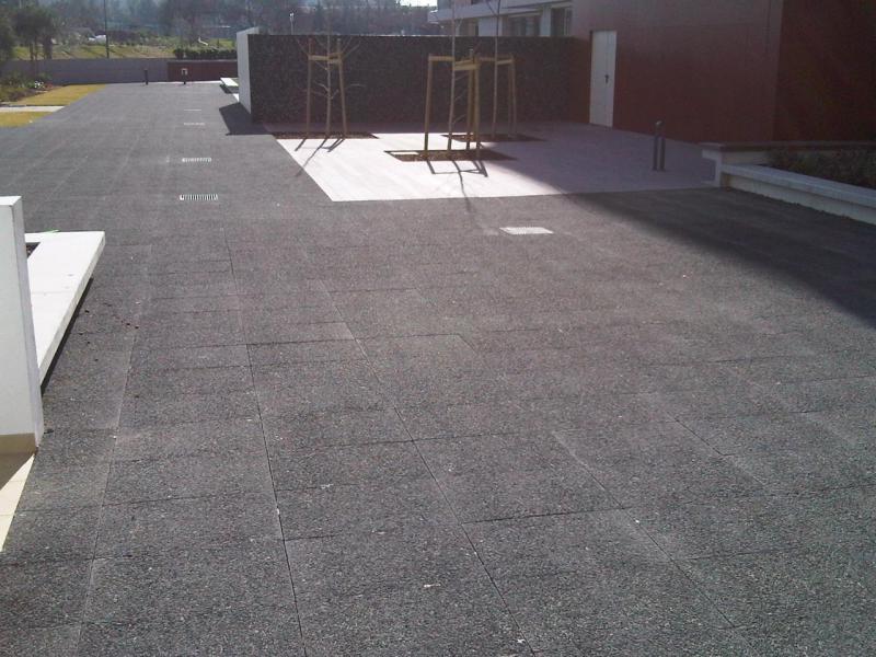 Amop pavings pavimentos de exteriores mosaicos - Pavimento exterior barato ...