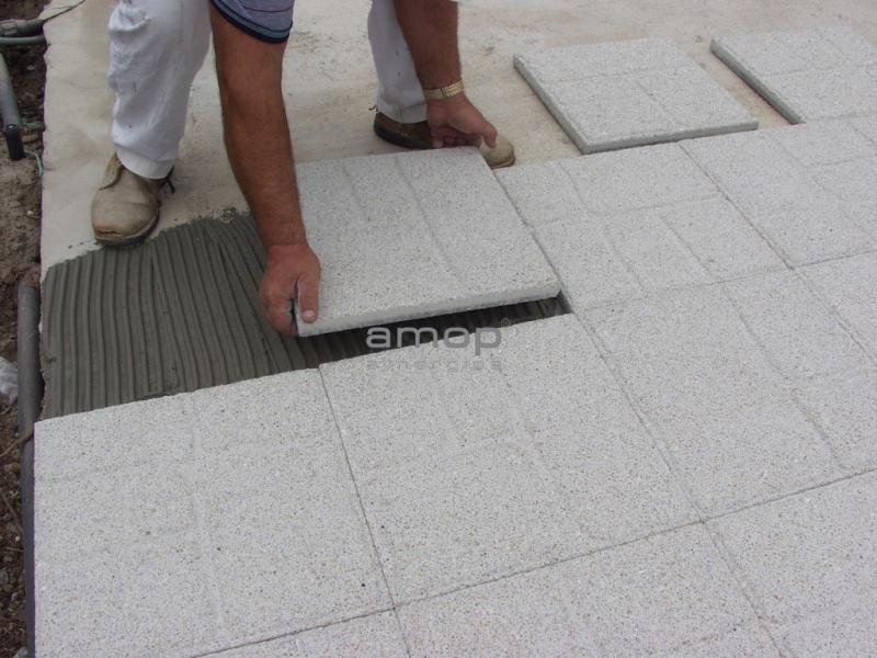 Amop pavings pavimentos de exteriores mosaicos - Pavimento rustico exterior ...